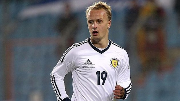 Leigh Griffiths is due to return to Wolves for next season