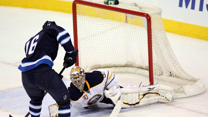 NHL: Buffalo Sabres at Winnipeg Jets