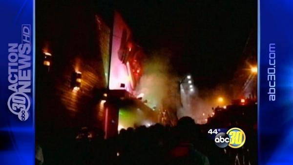 Pyrotechnics to blame for Brazil nightclub fire