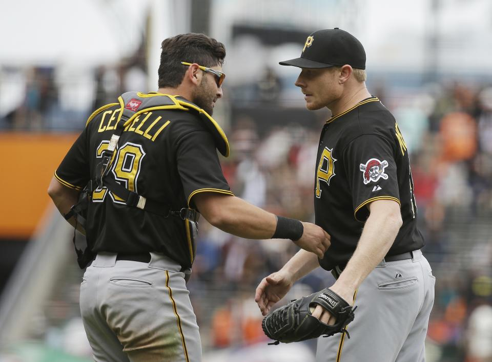 Liriano outduels Hudson, Mercer homers again as Pirates win