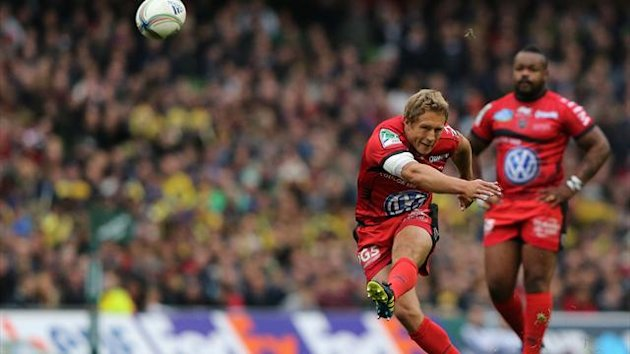 Jonny Wilkinson, Toulon, Heineken Cup final (Getty)
