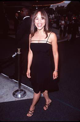Rosie Perez at the Westwood premiere of Dreamworks' Saving Private Ryan