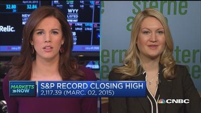 Closing Bell Exchange: Growth back in fashion