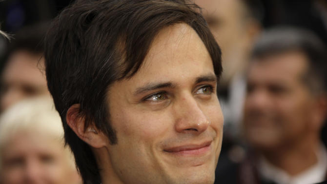 "FILE - In this May 12, 2010 file photo, actor Gael Garcia Bernal, arrives at the premiere for the film ""Robin Hood"" at the 63rd international film festival in Cannes, southern France. Chile gets its first shot at an Oscar for best foreign-language film with the Academy's nomination of ""No."" The Mexican actor stars in ""No,"" which revisits a publicity campaign that helped oust Gen. Augusto Pinochet from power after 16 years of his brutal regime. (AP Photo/Joel Ryan, File)"
