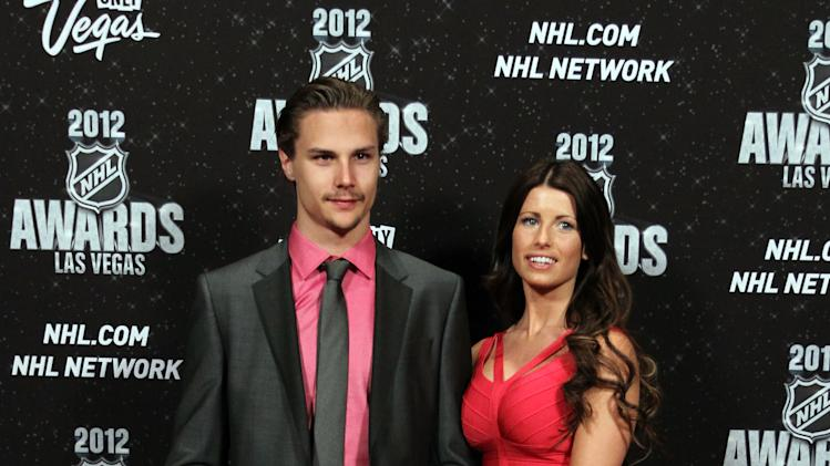2012 NHL Awards - Red Carpet