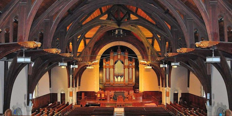 Vassar College Chapel Church