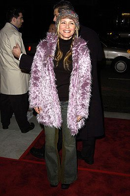 DeDee Pfeiffer at the Beverly Hills premiere of I Am Sam