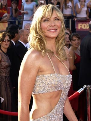 Kim Cattrall 55th Annual Emmy Awards - 9/21/2003
