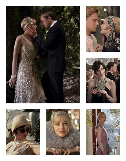See the Roaring 20s in The Great Gatsby