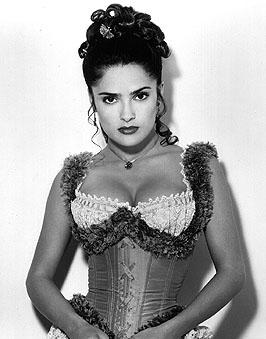 Salma Hayek as Rita Escobar in Warner Brother's Wild Wild West