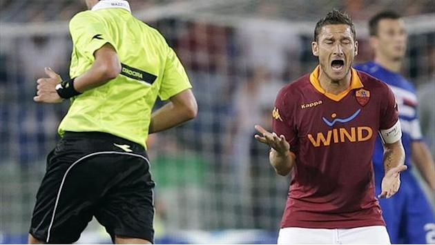 Serie A - European Match of the Weekend: Roma v Juventus
