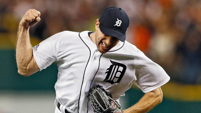 Tigers rally past A's, Verlander set for Game 5