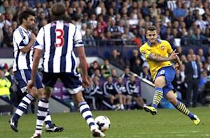 Wenger rues missed chances in West Brom draw