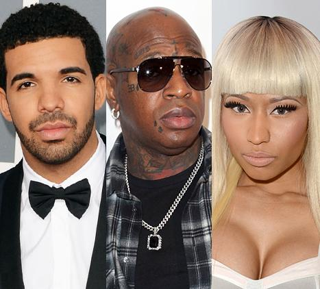Lil Wayne Gets Hospital Visits From Nicki Minaj, Drake, Birdman