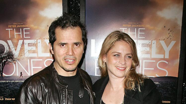The Lovely Bones NY Premiere 2009 John Leguizamo