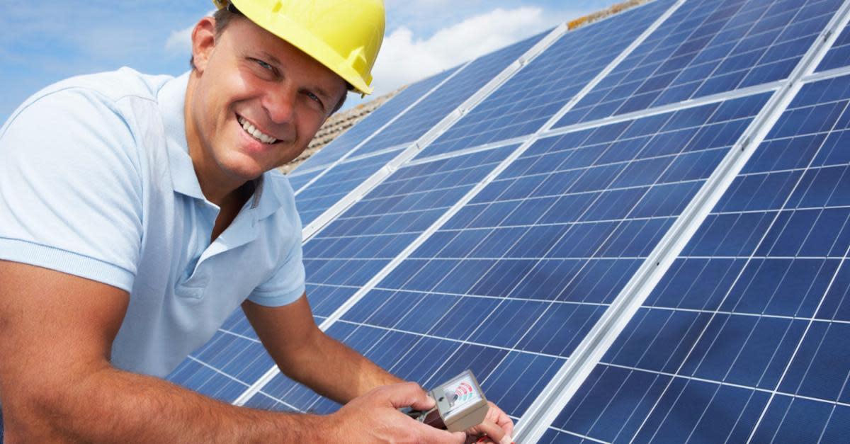 New Solar Tech Throws Power Companies A Curveball