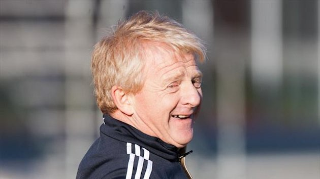 Gordon Strachan has praised Celtic for their efforts in the Champions League