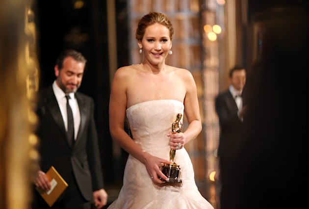 85th Annual Academy Awards - Backstage
