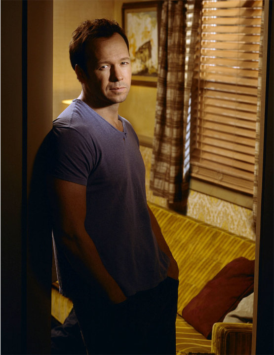 Donnie Wahlberg stars as Paul Radar in Runaway on The CW.