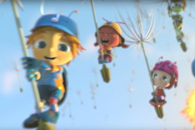 Netflix's New Kids' Show Features Beatles Covers By Eddie Vedder, Sia, and the Shins