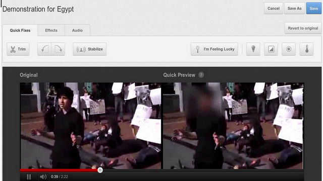 YouTube launches new face-blurring feature to disguise identities