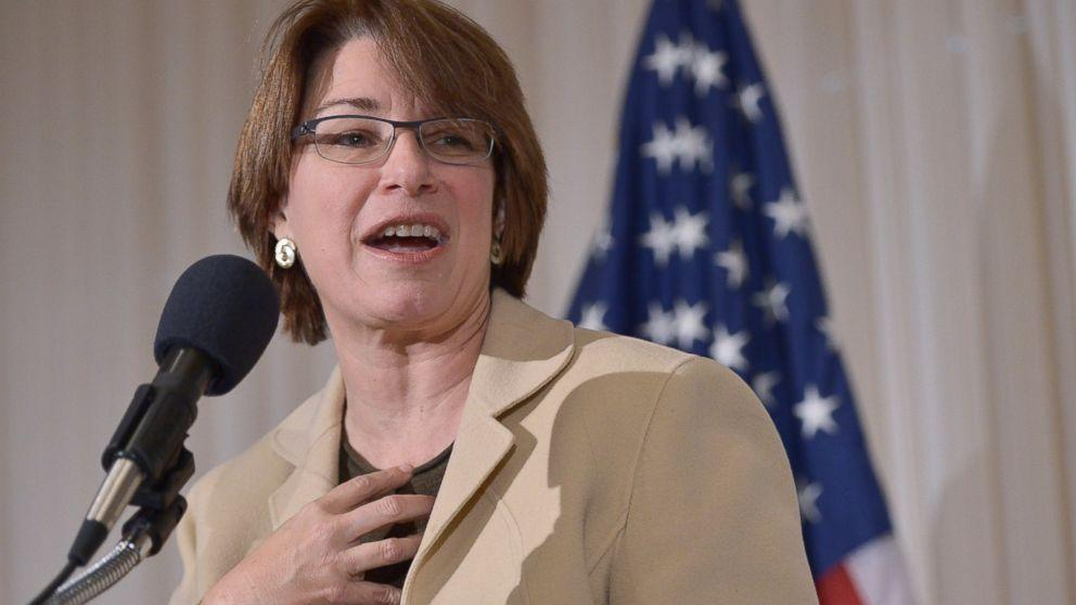 Minnesota Sen. Klobuchar Confident Clinton Will Avoid Repeat of '08