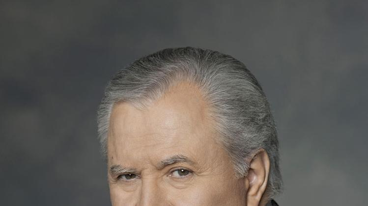 "John Aniston stars as Victor Kiriakis on ""Days of Our Lives."""