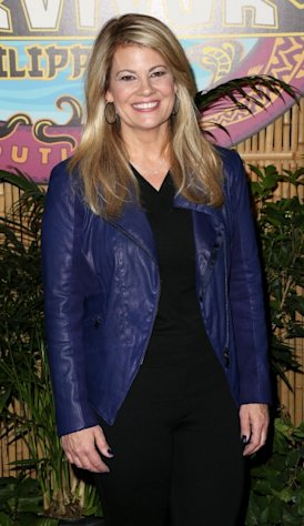 Lisa Whelchel attends CBS&#39; &#39;Survivor: Philippines&#39; Finale & Reunion Red Carpet at CBS Televison City on December 16, 2012 in Los Angeles -- Getty Images