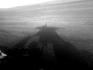 Mars Rover Mission Marks 9 Years on Red Planet