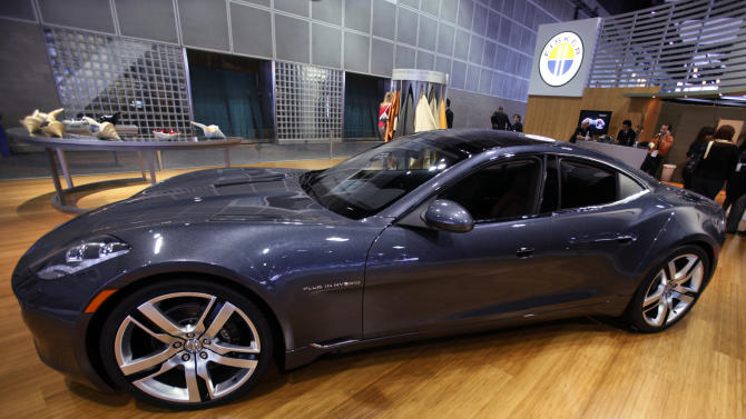 Obama administration had advance warning on Fisker
