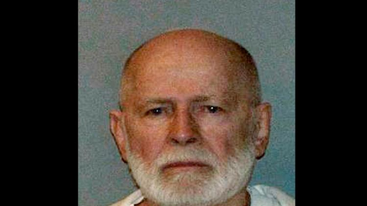 "FILE - This June 23, 2011 booking photo provided by the U.S. Marshals Service shows James ""Whitey"" Bulger, who fled Boston in 1994 and wasn't captured until 2011 in Santa Monica, Calif., after 16 years on the run. Lawyers for James ""Whitey"" Bulger acknowledged he ran a lucrative criminal enterprise that took in millions through illegal gambling, extortion and drug trafficking. On Friday, July 26, 2013, when the judge asked attorney J.W. Carney Jr. if Bulger might testify, he said only that he would let her know after his other witnesses testify. The first defense witnesses are to be called Monday, July 29. (AP Photo/U.S. Marshals Service, File)"