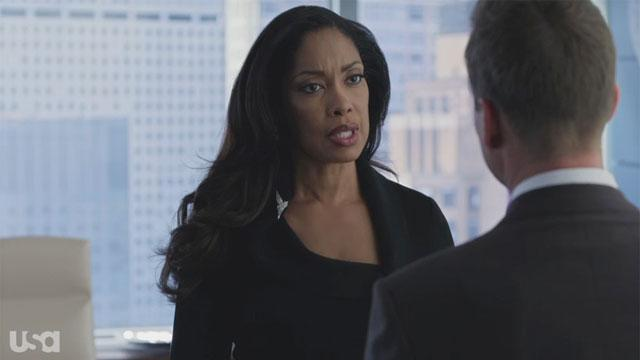 'Suits' Exclusive Sneak Peek: Harvey Puts Jessica In Her Place