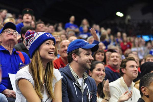 7. Olivia Wilde And Jason Sudeikis