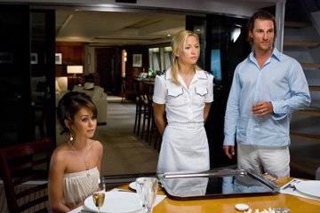 Alexis Dziena , Kate Hudson and Matthew McConaughey in Warner Bros. Pictures' Fool's Gold