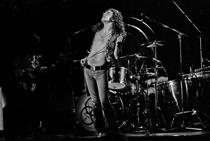 Led Zeppelin's discography is now available on most streaming services