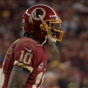 A rough season for Washington Redskins quarterback RGIII