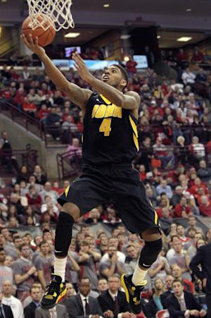 14th-ranked Hawkeyes rolling behind evolved Marble
