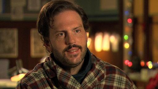 Silas Weir Mitchell Talks Krampus