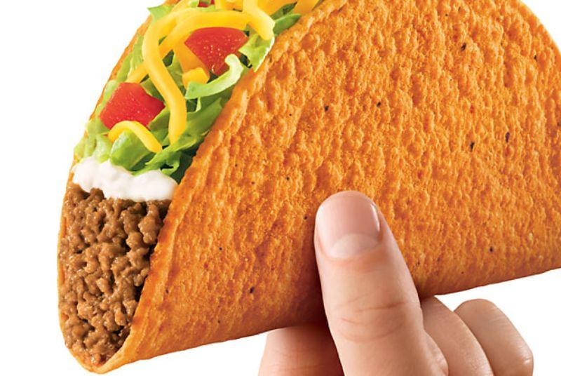 Taco Bell is dropping artificial colors and flavors from its menu this year