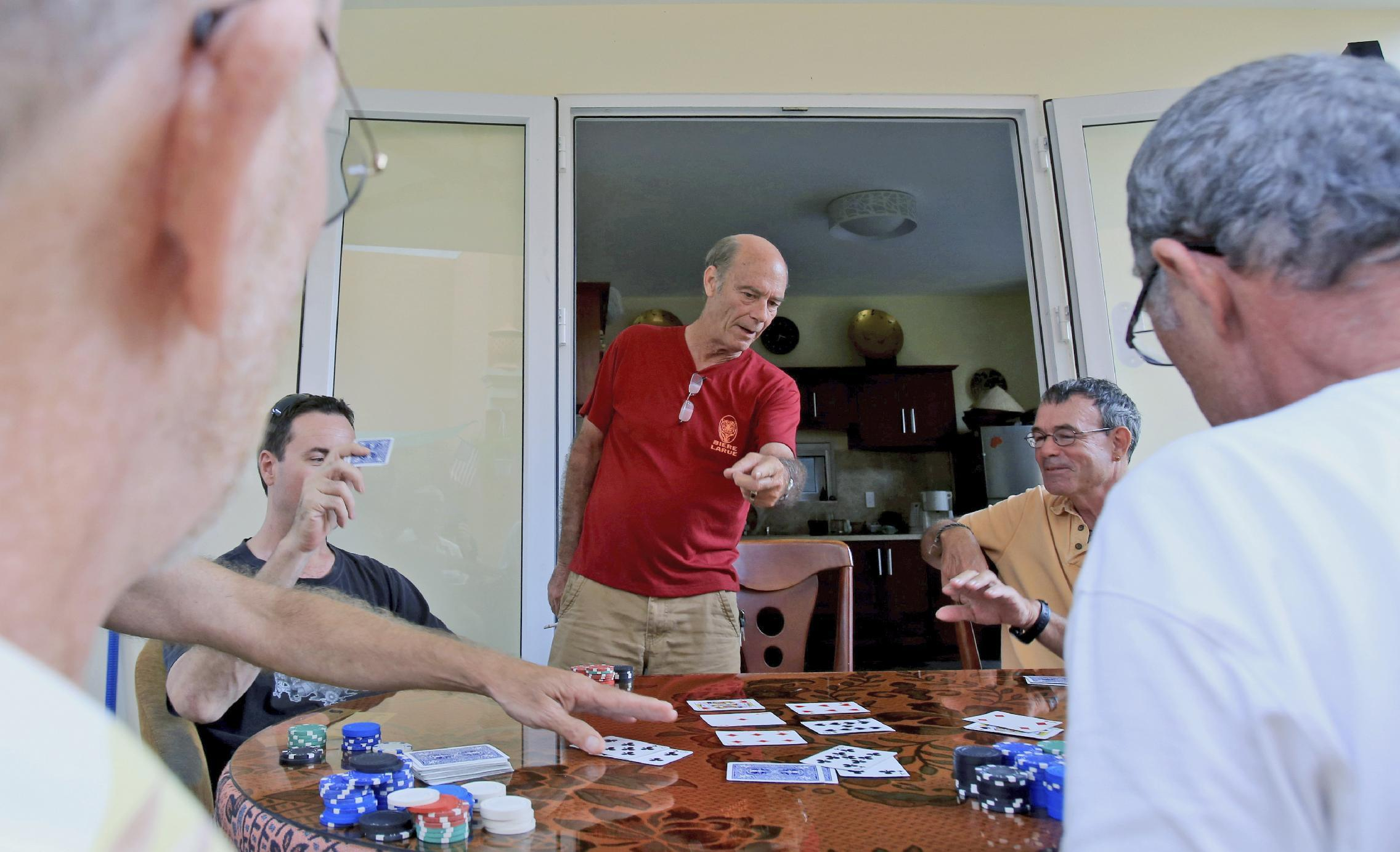 US vets come to Vietnam to confront past, and find a home