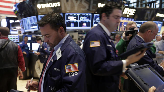 Stocks, bonds roiled again by Fed's exit plans