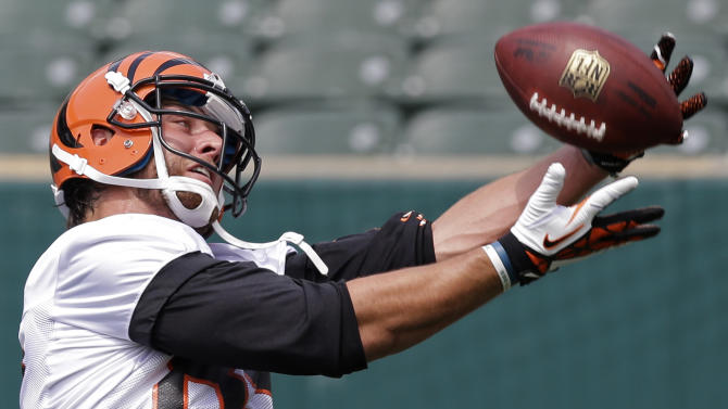 Bengals tight end Eifert recovering from shoulder surgery