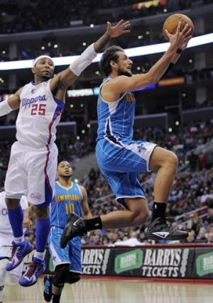 Clippers beat Hornets 107-98 for 2nd straight win