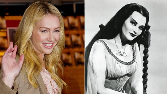 Portia de Rossi to Play 'Munsters' Mom