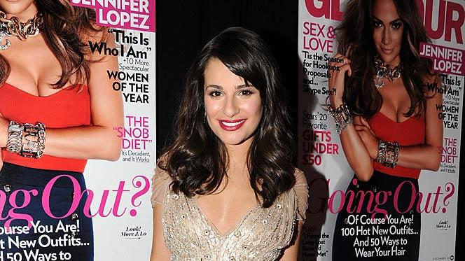 Lea Michelle Glamour Women Of The Year Awards
