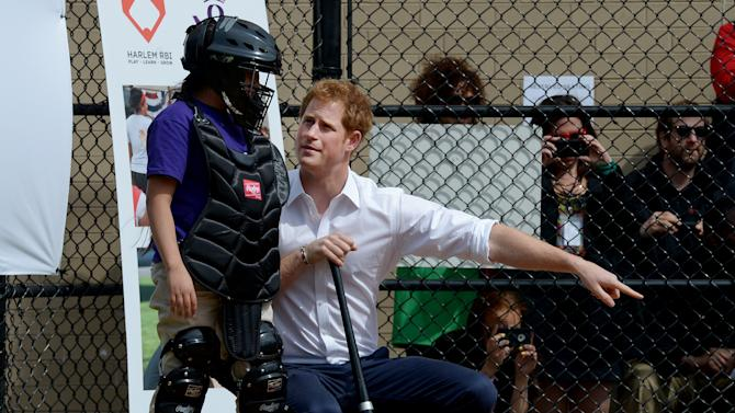 Prince Harry Visits The United States - Day Five