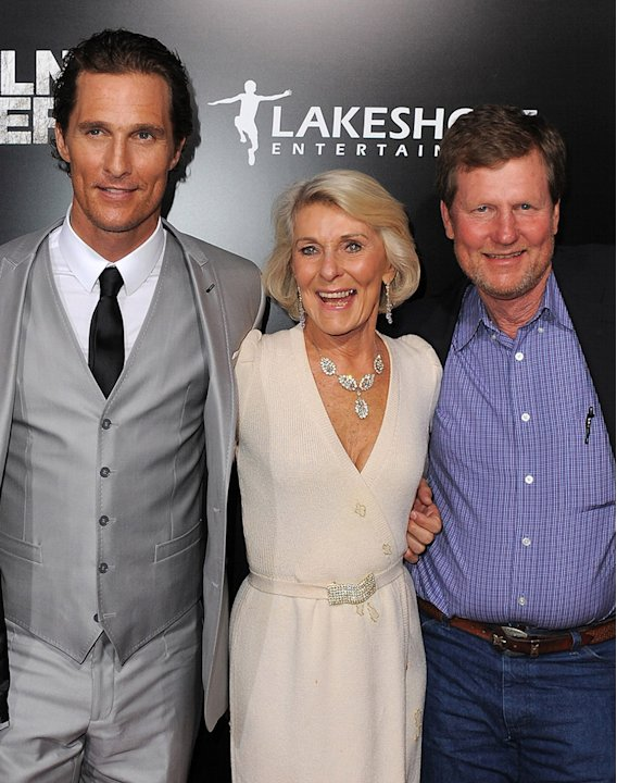 Lincoln Lawyer LA Premiere 2011 Matthew McConaughey