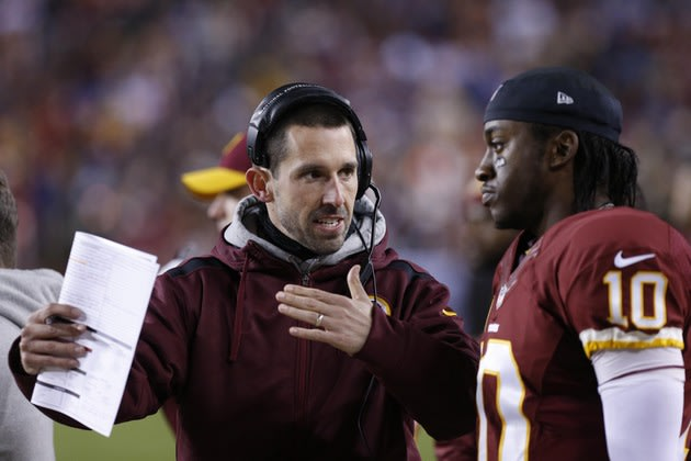 Could Mike Shanahan return to Redskins next season without Kyle…