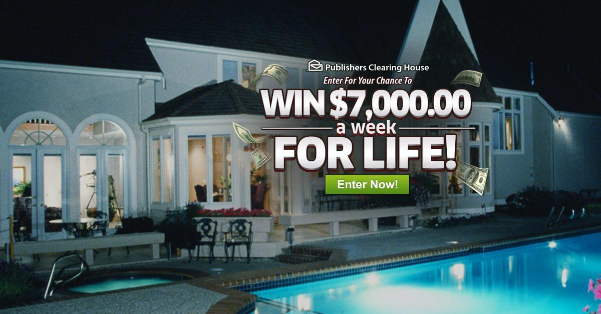 Win Soon and You Could Retire In Style!