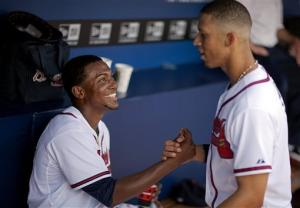Teheran dominant as Braves sweep Pirates, 5-0